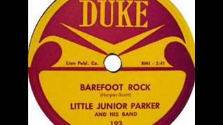LITTLE JUNIOR PARKER  Barefoot Rock  1958