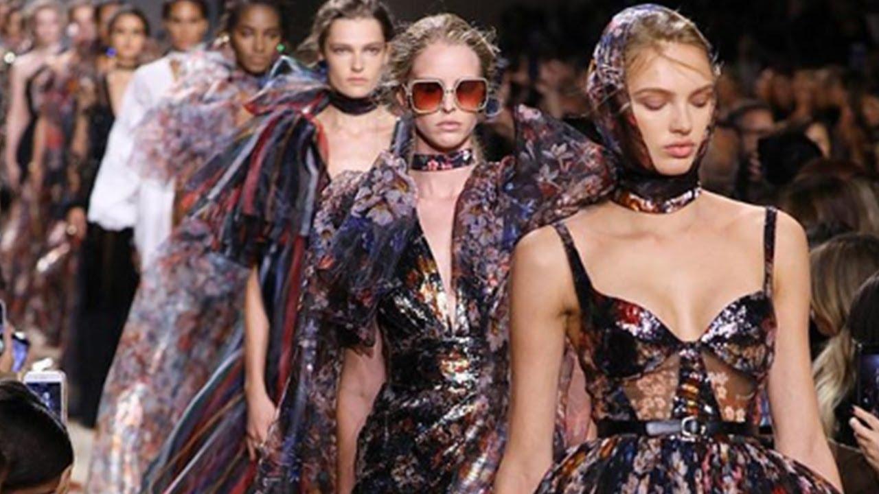 ELIE SAAB Ready-to-Wear Spring Summer 2019 Fashion Show
