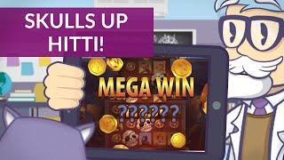 Skulls Up! Bonus ja rahaa kotiutukseen