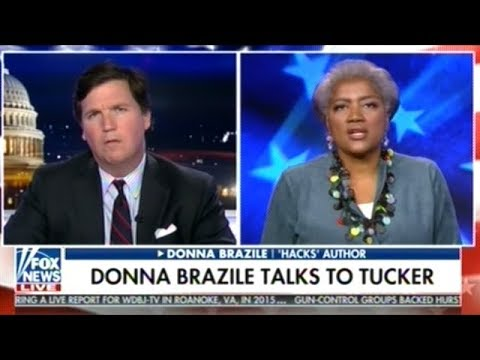 Donna Brazile Says Hillary Was So Sick Donna Thought She Should Be Replaced As Democratic Nominee