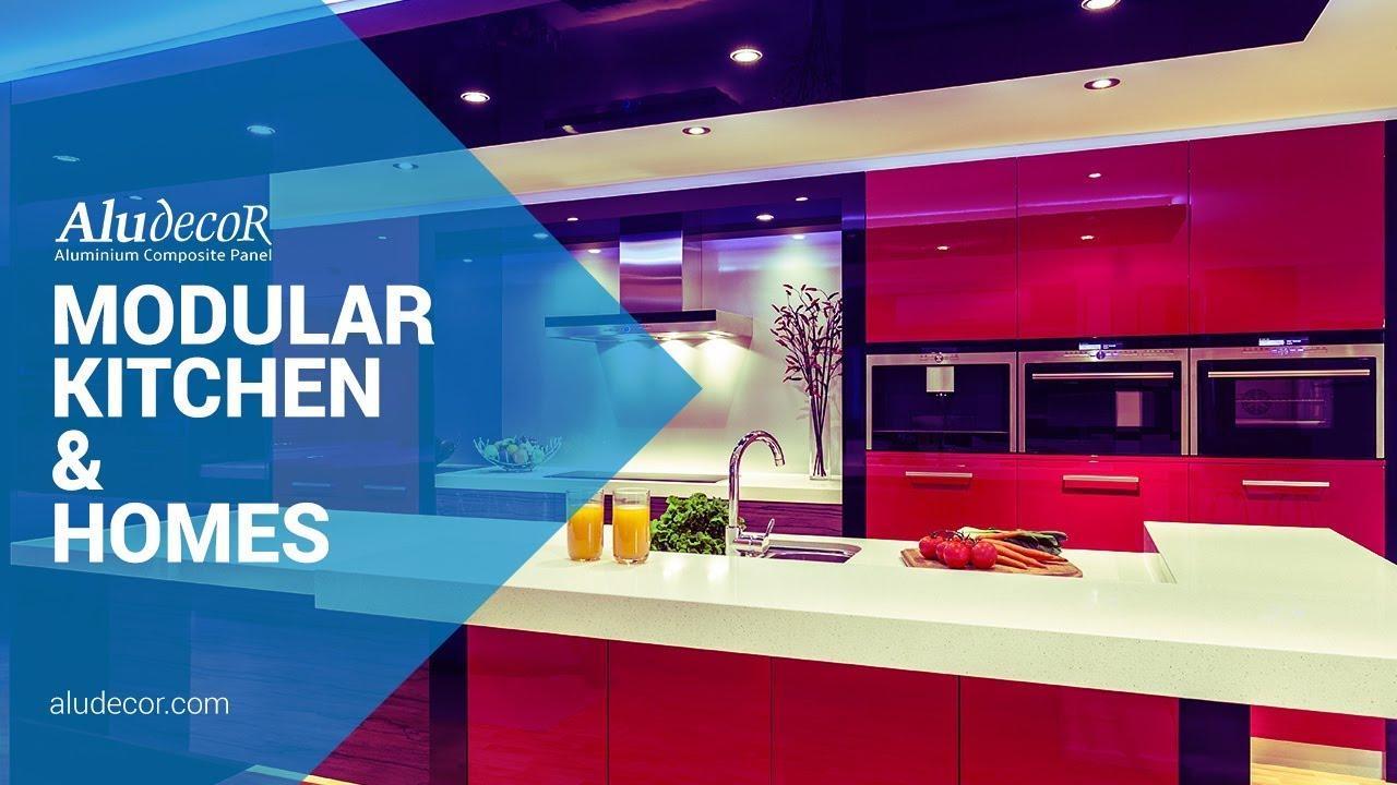 aludecor acp made modular kitchens aludecor acp made modular kitchens   youtube  rh   youtube com