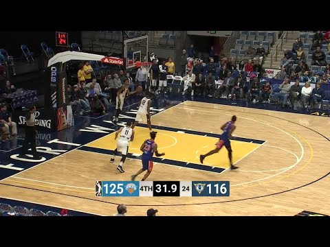 Paul Watson (22 points) Highlights vs. Fort Wayne Mad Ants