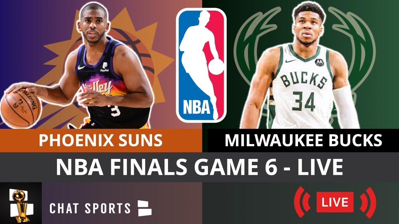 NBA Finals: Bucks take the title. Follow reaction and live updates