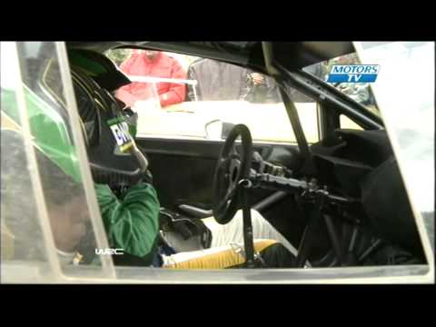 WRC 2012 Germany Day 3 Highlights