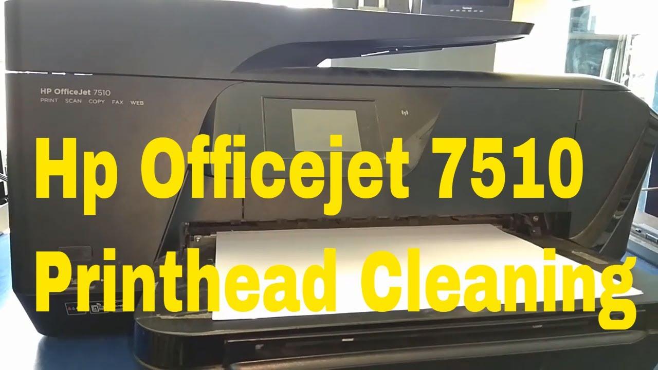 Hp Officejet 7510 Printhead