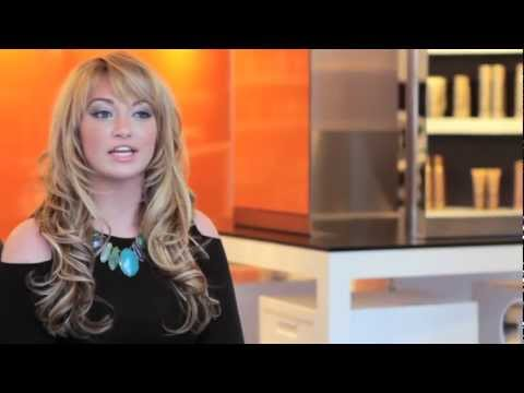 Jessica Todd Salon - Emily Maxfield Video Bio