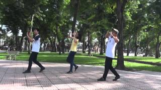 Vũ Điệu: Nối Kết Tình Thân - JiU-HS (Missio Hoàng)