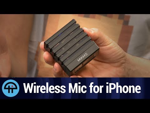 Wireless Microphone for iPhone - Mikme