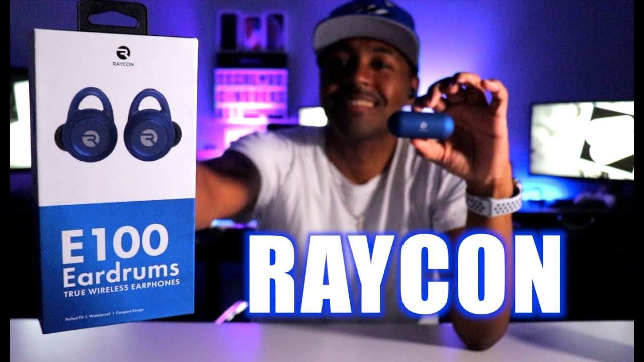 Raycon E100 Earphones First Impressions Youtube