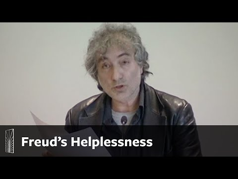 Freud's Helplessness