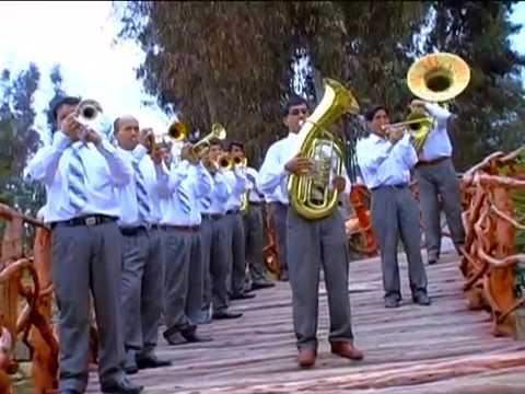 Banda Orquesta Evangelica Voz del Cielo V8 - Cristo Cristo Amado (Huayno) - Socos - Huancayo - Peru