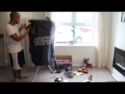 Rocket Ice Hockey Sports Heated Equipment Dryer Review - Stop Hockey Gear From Smelling