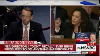 Mouthy Leftist Kamala Harris Excoriated by Colleagues for Constantly Interrupting