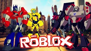 Roblox | TRANSFORMERS MOVIE! (Roblox Transformers Game)