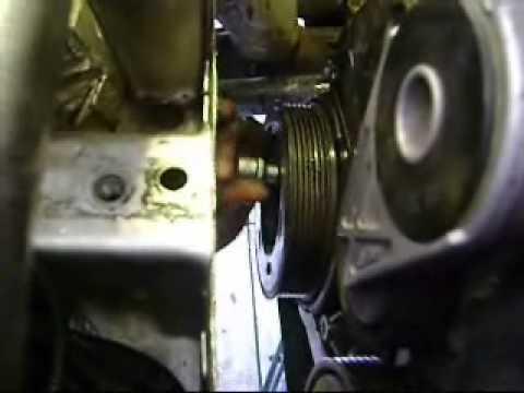 Cambio Faja de Distribución Jetta Mk4 2.0cc Parte 2 - YouTube