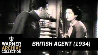 British Agent (Original Theatrical Trailer)