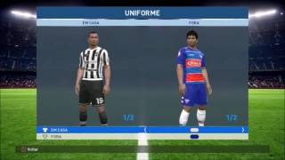 Patch PES 2017 Brasileirao Serie B , C , D Download