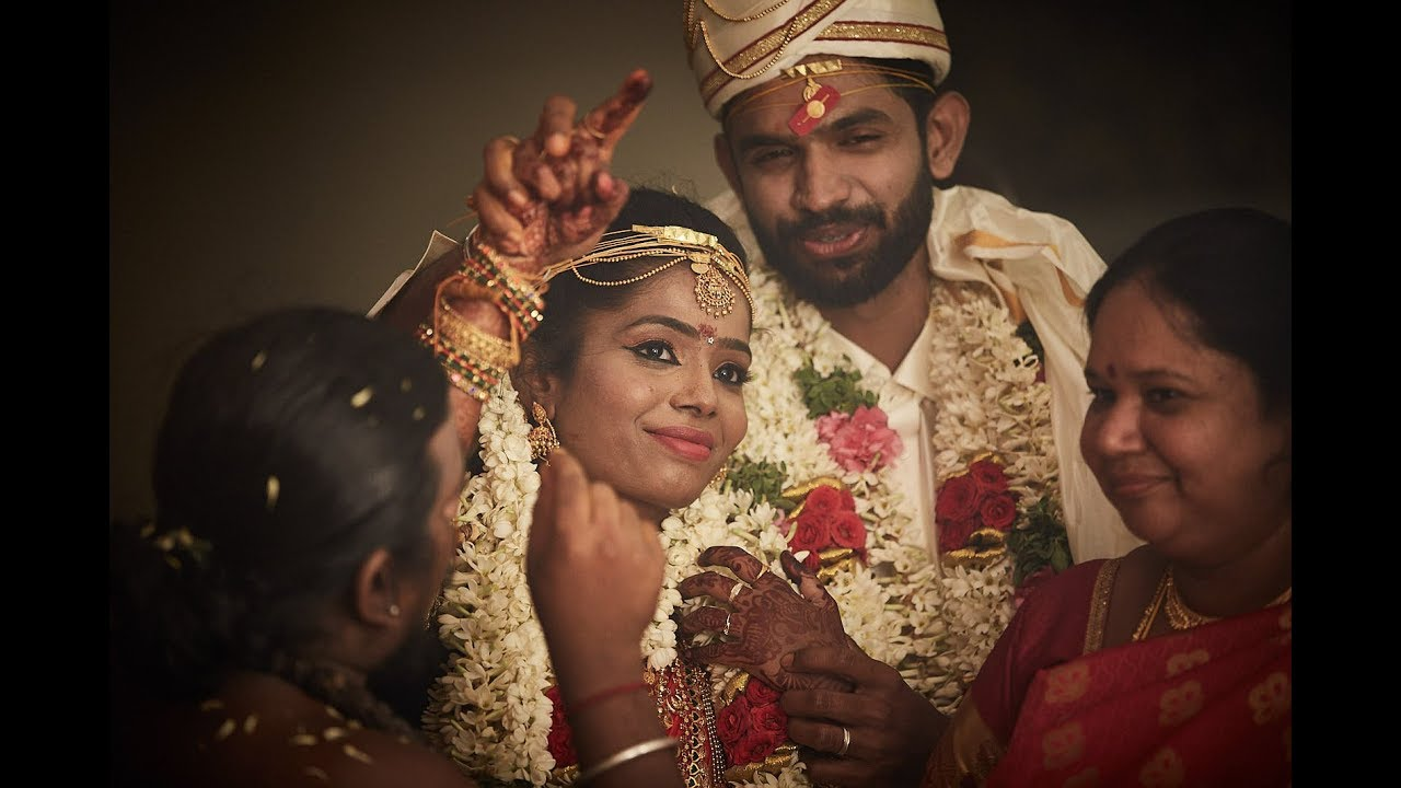 # Anu+Bala #Heart Touching Wedding