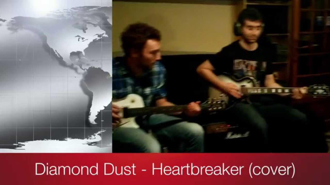 heartbreaker pat benatar cover dust