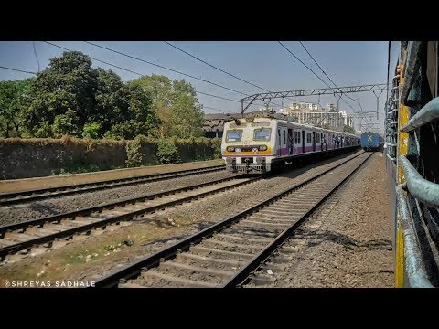"""Thane To Dadar In FLAT 20mins""