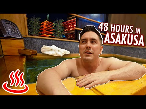 48 Hours in Asakusa, Tokyo   6 Things To Do