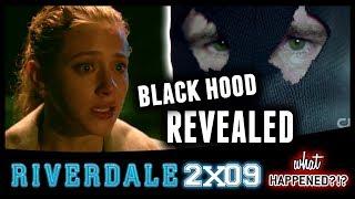 RIVERDALE 2x09 Recap: Black Hood Revealed (LAME?!) & DARK Jughead 2x10 Promo | What Happened?!?