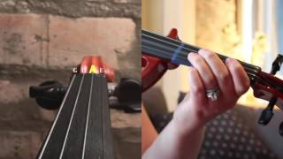 """Violin Tutorial: How to Play the """"Pokemon Theme"""" by Jason Paige"""