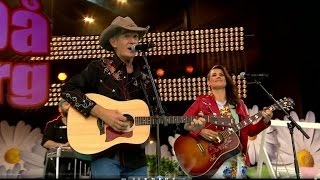 Doug Seegers & Jill Johnson on Sommarkrysset