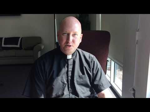 Meet father Philip Johnson