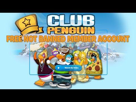 Free Club Penguin Account June-July 2015 [Member] UPDATED