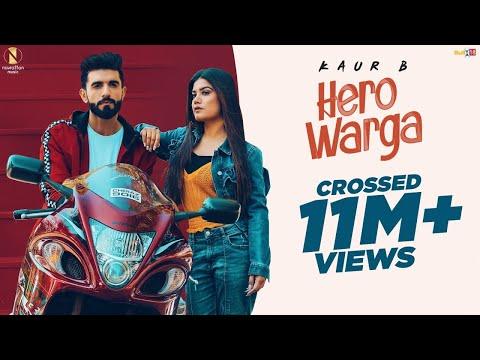 HERO WARGA (Official Video) Kaur B | Mr Mnv | Vee | Raj Ranjodh | Punjabi Songs 2020 | Himansh Verma