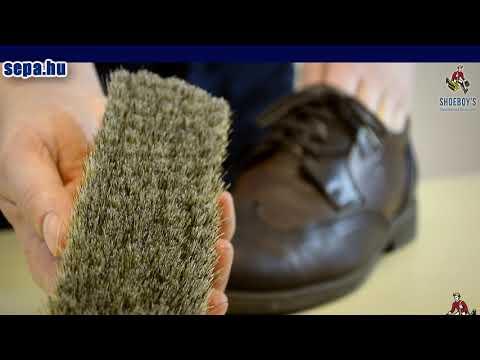 cipőápolási cipő)