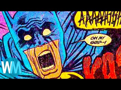 Top 10 Times Batman Totally Killed Someone