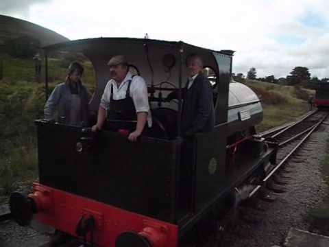 Pontypool and Blaenavon Railway Industrial Steam of South Wales Gala.16th Sept 2011. Pt 2