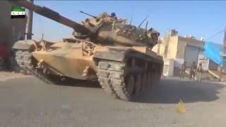 الجيش الحر.. تقدم سريع ، ما بعد جرابلس
