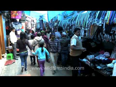 Hong kong market - The shopping hub of Dimapur