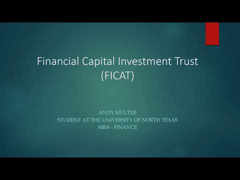 Financial Capital Investment Trust