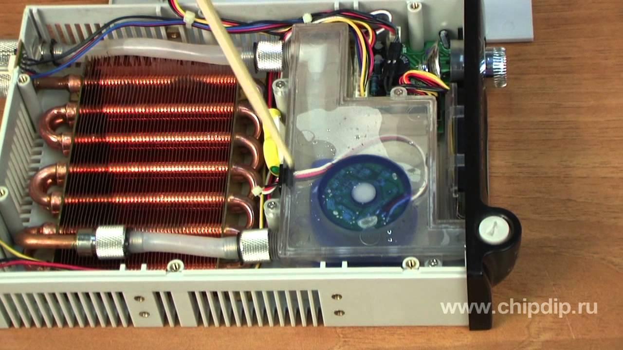 Охлаждение процессора своими рука