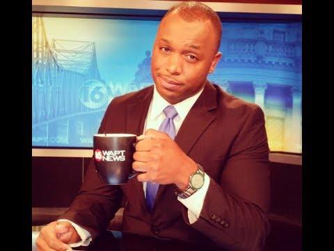 Marcus Hunter : News Anchor