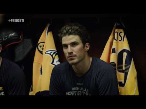 "Nashville Predators, behind-the-scenes series ""Beneath the Ice"" Season 3, Epis. 1"