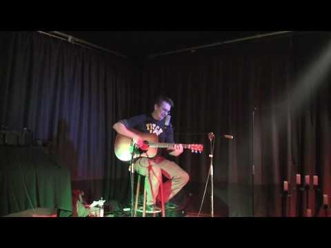 """Markus Staudt - """"Feuerwehrmann"""" - unplugged country light rap im Foolsgarden-Theater in Hamburg"""