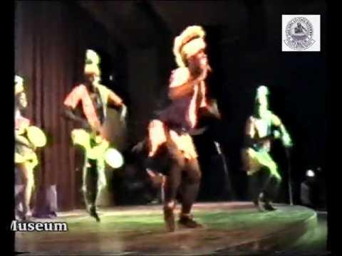 Atilogu Dance By National Troupe Of Nigeria