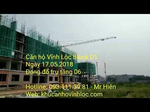 Căn hộ Vĩnh Lộc  17.05.2018 - Mr. HIÊN (093.111.3981)  Trưởng NKD