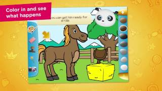 Joypa Colors - Interactive Coloring Game for Kids - Digital Melody