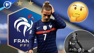 Antoine Griezmann pose aussi question en Équipe de France | Revue de presse