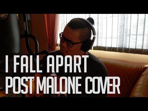 I Fall Apart - Post Malone (AznStylez Cover + GuitarBox)