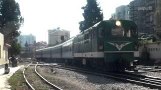 米軌「昆明北駅」 Narrow Gauge Railway In Kunming China