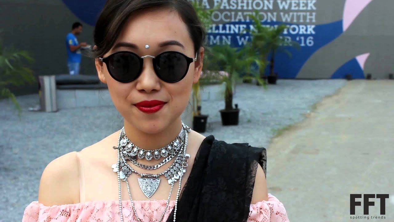 Best Street Style at Amazon India Fashion Week