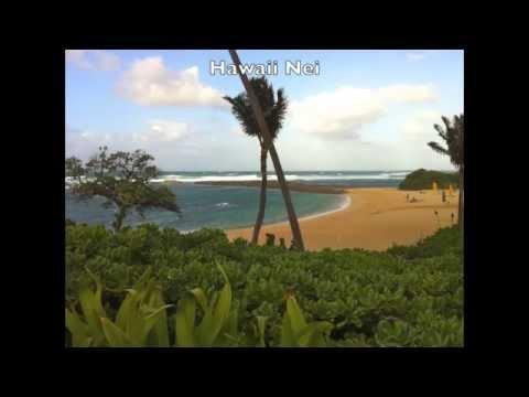 Hawaii Nei - Na Leo Pilimehana song (My ukulele cover)