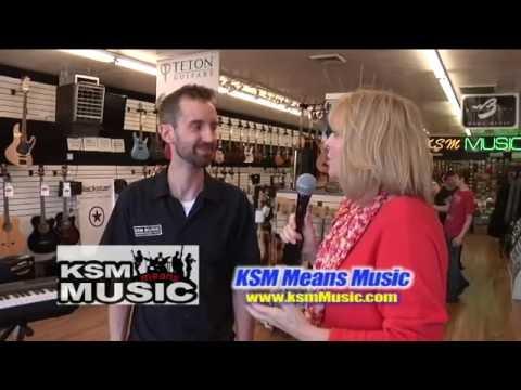 Music Logan Utah – KSM Means Music – fabulous keyboards